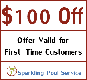$100 Off - Offer Valid for First-Time Customers